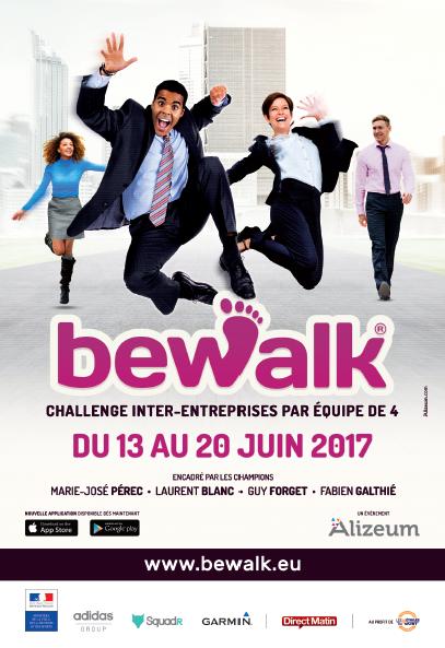 Be walk